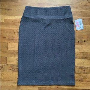 NWT LuLaRoe Cassie Skirt Size L